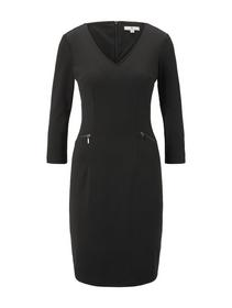 dress with zip pockets