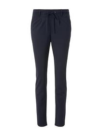 jersey loose fit pants ankle