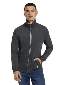 sweat jacket with cutline