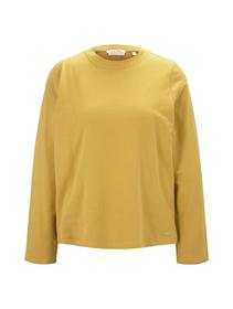 cozy sweater, Indian Spice Yellow