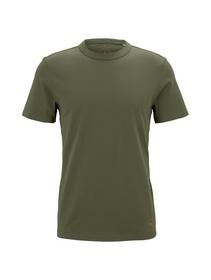 basic t-shirt, Olive Night Green