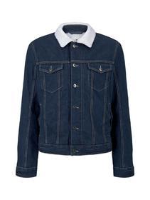 winter denim jacket