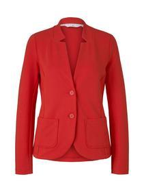 colored ottoman blazer