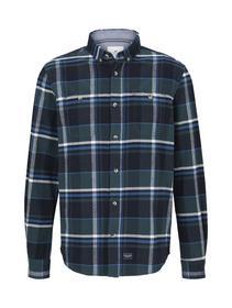 regular casual check shirt