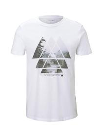 T-shirt with fotoprint