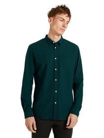 mini vichy shirt - 25407/navy green mini vichy
