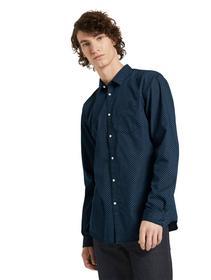 allover printed shirt