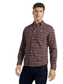 regular oxford decorated shirt