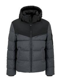 soft puffer jacket