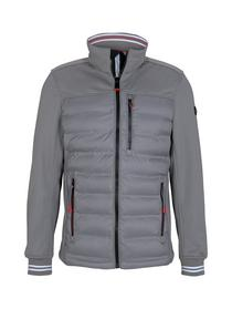 hybrid jacket, Frost Ash