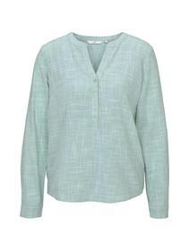 blouse slub structure