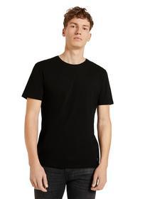 basic T-shirt, Black