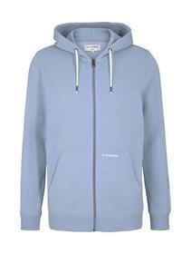 hoody jacket w. print