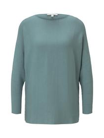 batwing pullover, Mineral Stone Blue