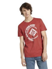 T-shirt with coinprint
