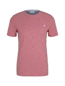 fineliner t-shirt with pocket