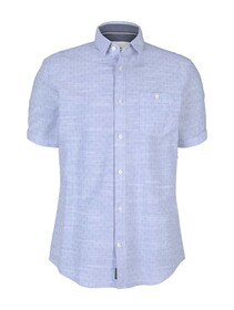 regular dobby shirt