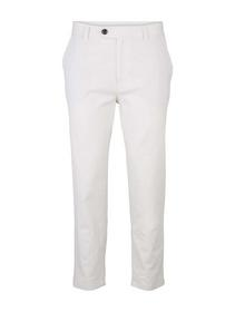 relaxed linen chino