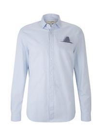 small dobby shirt