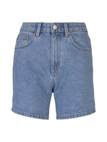Mom fit shorts a-shape
