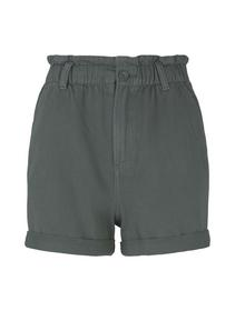 Constructed Paperbag Shorts