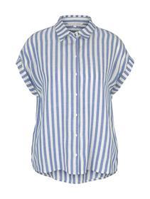 structure stripe shirt