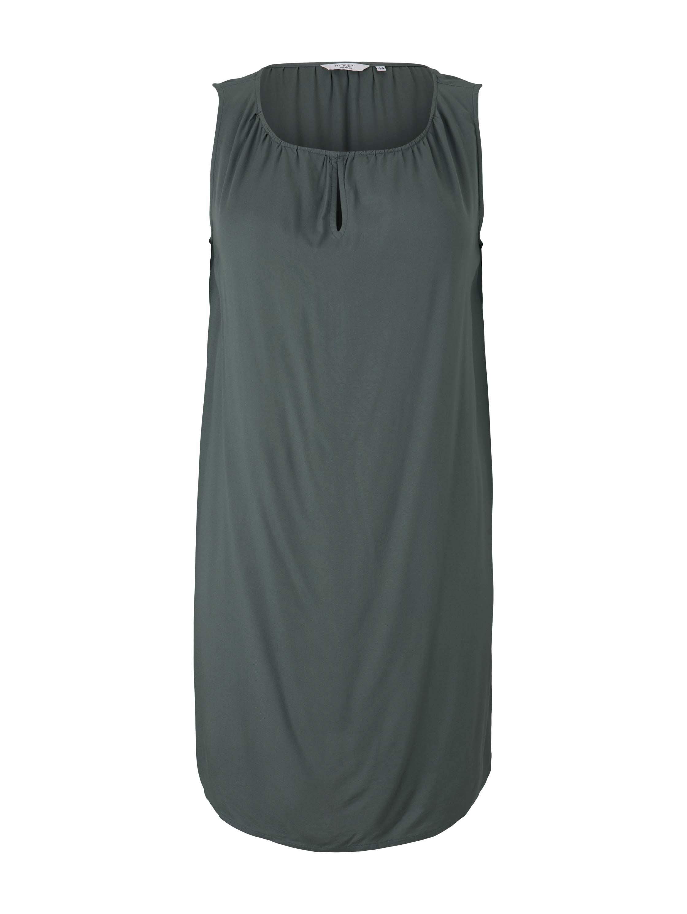 Damen Kleider dress fluent sleeveless