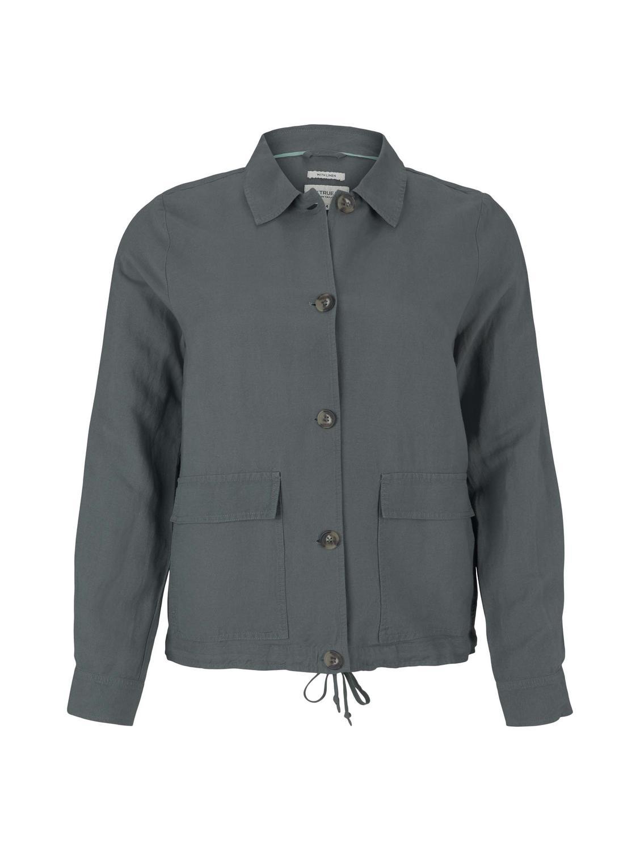 Damen Jacke blazer jacket with pockets