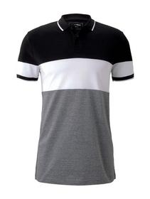 polo with cutlines