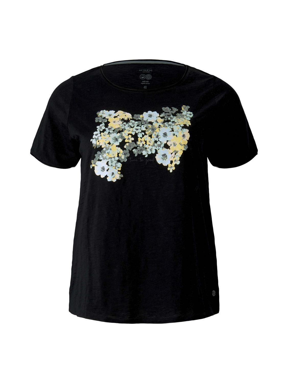 Damen T-shirt with front artwork