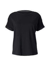 T-shirt sleeve detail