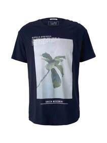 relaxed fotoprint T-shirt