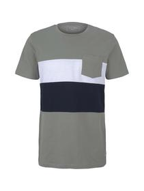 cutline T-shirt