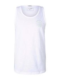 tanktop with print - 20000/White