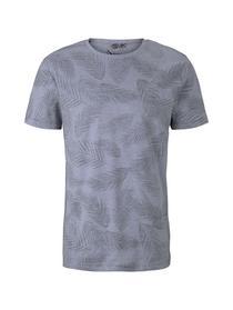 inside printed T-shirt