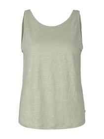 top with low back - 26677/light dusty green
