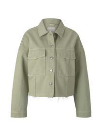 modern denim jacket