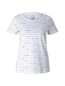 T-shirt printed, offwhite wording design