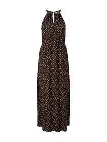 halterneck maxi dress