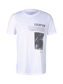 T-shirt w. fotoprint