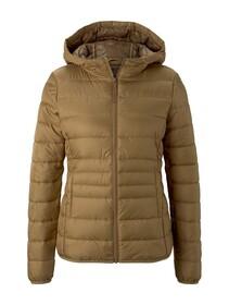 light weight puffer jacket, soft camel