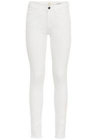 Skinny Fit Hose aus Baumwolle mit Stretch-Anteil