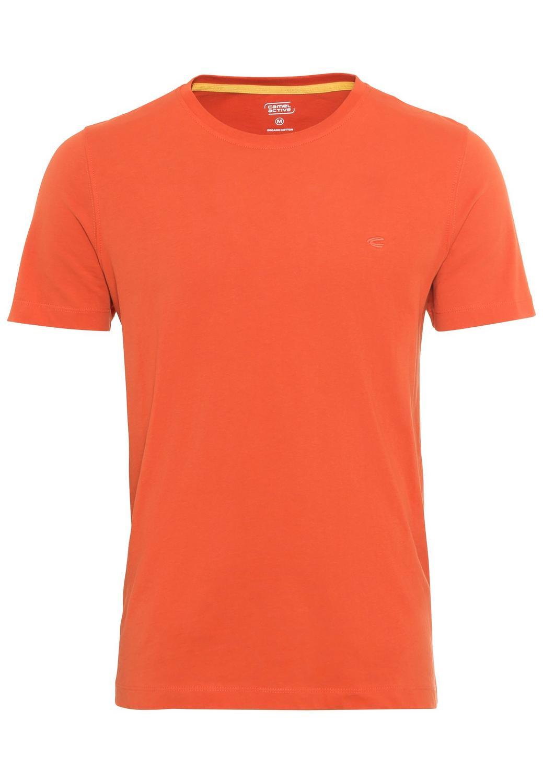 Kurzarm T-Shirt aus Organic Cotton