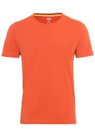 Kurzarm T-Shirt mit Rundhals