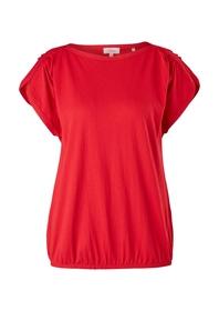 T-Shirt kurzarm, True Red