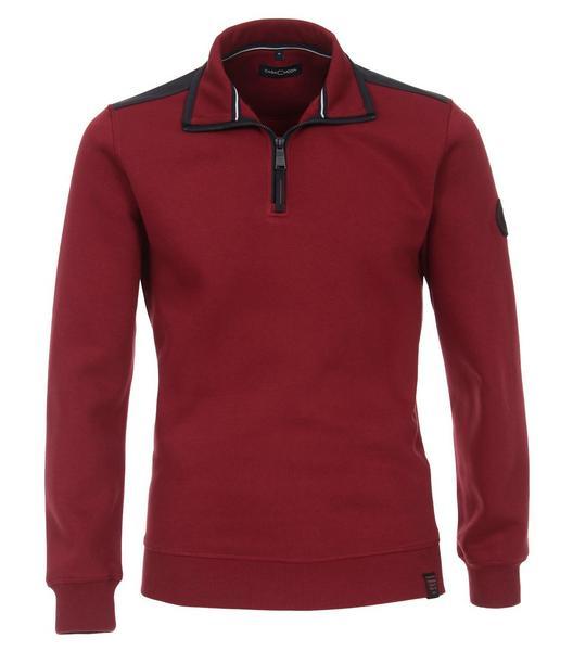 SNOS Sweatshirt mit Zip