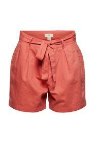 #ReimagineNaturalLifestyle: Shorts aus Leinenmix