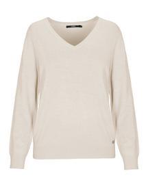 (S)NOS V-Pullover, 1/1 Arm