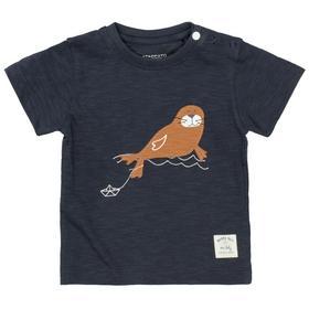 Kn.-T-Shirt - 618/MARINE