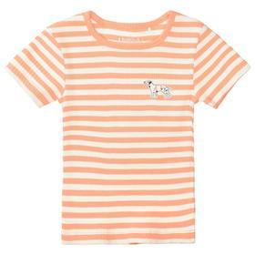 Md.-Streifen-T-Shirt - 413/LIGHT ORANGE-STR